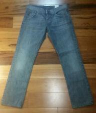 Armani Eco Wash Indigo Series 005 Men's Jeans Size 28 Distressd