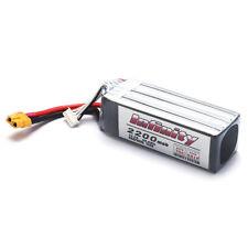 Infinity 22.2V 6S1P 2200mah 70C Graphene Lipo Battery With XT60 Plug for RC Mode