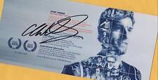 Mark WEBBER - SUPER Orig.Autogrammkarte - signiert - signed + Orig.AK F1 signed