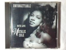 NATALIE COLE Unforgettable with love cd GERMANY NAT KING JHN PATITUCCI CRUSADERS