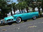 1955 Ford Thunderbird  1955 FordThunderbirdThunderbird BlueSurvivor Classic Car Services LLC