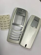 Nokia 6610 Front & Rear Housings in Champagne Original Parts Shop soiled ex Demo