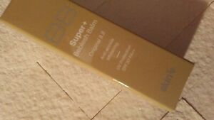 skin79 super beblesh balm bb cream NIB w/ GOLD + FREE Nature Republic Sample NIP