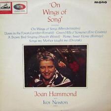 Joan Hammond(Vinyl LP)On Wings Of Songs-HMV-ALP 2068-UK-Ex-/NM