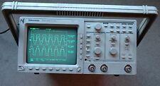 Tektronix TDS350 200Mhz Digital Oscilloscope, Calibrated SN: B047329