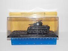 DeAGOSTINI Tank. M4A3 SHERMAN. 756th Bataillon, 5th armée. France'45. échelle 1/72