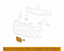 Ford OEM 2002-05 Sport Trac Front License Plate Bracket 2L2Z-17A387-AAA Factory