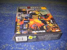MechWarrior 3 PC MECH WARRIOR 3 SIGILLATO BIG BOX!!!