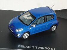 AA907/AA911 NOREV RENAULT TWINGO II GT 2007 NEUF BOITE Ref 77 11 421 887 1/43