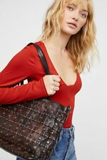 "New Free People Campomaggi ""Venice Distressed"" Italian Leather Tote ~ Sold Out"
