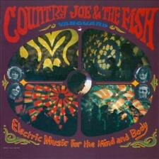 COUNTRY JOE & THE FISH - ELECTRIC MUSIC FOR THE MIND AND BODY NEW CD