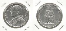 VATICANO - PIO XI - 10 Lire argento 1932 (5)