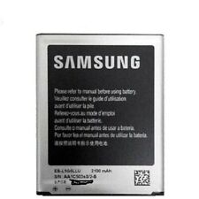 Original Genuine Battery for Samsung Galaxy S3 SIII Gt-i9300 Eb-L1G6LLU 2100 mAh