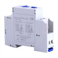 Interrupteur de Minuterie Electronique de Couloir de Commutateur de Temps en ABS