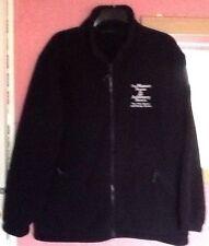 Uneek Men's Fleece Zip Neck Hip Length Coats & Jackets