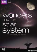 WONDERS OF THE SOLAR SYSTEM - BBC DVD BOXSET - **BRAND NEW**