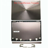 New for ASUS UX303L UX303LA Touch-Screen LCD Back Cover + Hinges + Hinges Cover