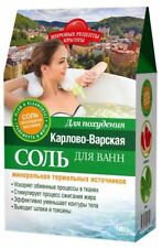 Fitocosmetic Karlovy-Vary natural bath salt For weight loss 500g UK Stock