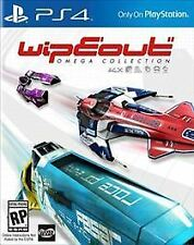 Wipeout: Omega Collection (Sony PlayStation 4, 2017)
