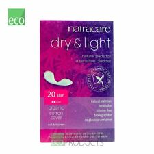 Natracare Organic Dry and Light Incontinence Pads Slim 20 pcs
