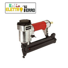 Chiodatrice spillatrice pneumatica Einhell DTA 25/2 set valigia accessori