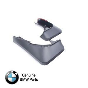 BMW Genuine X5 E70 Front Mud Flap Set - 82160416160