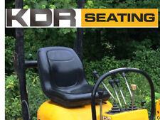 Digger Dumper Mini Micro Excavator Plant JCB All Weather Pan Seat - brand new!