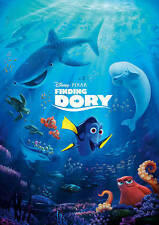 Finding Dory (Blu-ray/DVD, Includes Digital Copy) NEW, W/SLIPCOVER
