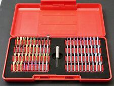 PB SWISS TOOLS C6-991 ToolBox grosses Bitsortiment Bit Bits 81-tlg. NEU