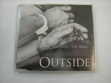 GEORGE MICHAEL - OUTSIDE THE MIXES - CD SINGLE PLASTIC CASE NEW SEALED 1998