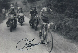 FEDERICO BAHAMONTES --- original signiert - A9#11a