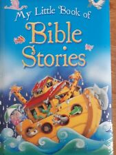 My Little Book of bible stories gift Christmas xmas communion christening new