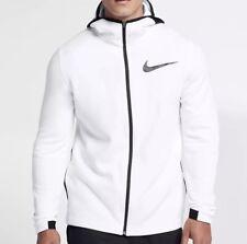 9b6a726a14 New ListingNEW Sz MED Nike Therma Flex Showtime Basketball Hoodie White