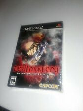 Devil May Cry: 5th Anniversary Collection (Sony PlayStation 2, PS2) Brand New