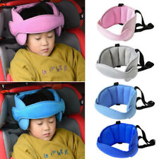 Kids Baby Car Seat Safety Headrest Pillow Sleeping Nap Rest Head Support  ^