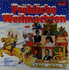 Fröhliche Weihnachten Roy Black, Anita, Wencke Myhre, Kantorei St. Kathar.. [LP]
