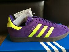 adidas gazelle in malmo purple colour size 9.5 new with tags