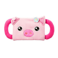Claire's Soft Pig iPad Mini Cover iPad Mini Case Cover Skin Case Plush Pink NWT