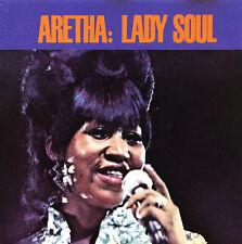 Aretha Franklin – Lady Soul CD NM/Mint Europe Atlantic