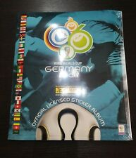 PANINI WC GERMANY 2006 - ALBUM SIGILLATO/SEALED!