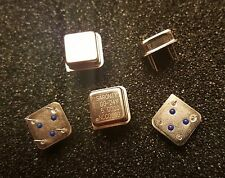 SARONIX NCC069B 5MHz CRYSTAL OSCILLATOR 1-CHANNEL HYBRID DIP 4PIN METAL Qty.5