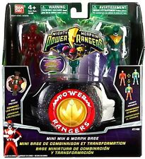 Mighty Morphin Power Rangers Mini Mix Mophin Base Green Ranger New sealed 2010