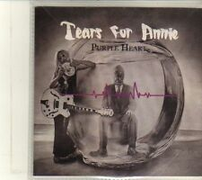 (DT913) Tears For Annie, Purple Heart - 2013 DJ CD