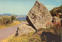 63 - cpsm - Route de BESSE au MONT DORE