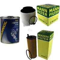 Original MANN-Filter Inspektionspaket Set SCT Motor Flush Motorspülung 11573726