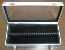 New Guardhouse Aluminum 50 Coin Slab Storage Box Professional Grade Display