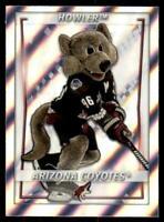 2020-21 Topps NHL Stickers Pillar Foil #22 Howler