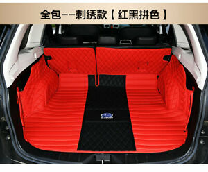 For Subaru-BRZ-Forester-Impreza-Outback-XV-WRX-2000-2021Car trunk mat