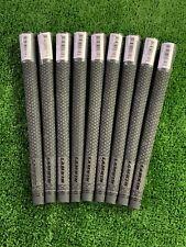 Lamkin UTx Golf Grip Grey Standard Grip 9 Pcs **Newly Released**