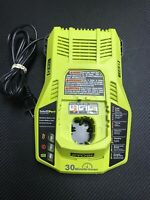 Ryobi ONE+ 18V Battery Charger - P117 ( FOR PARTS OR NOT WORKING )